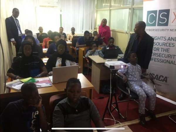 Students Coding Classes August 2019